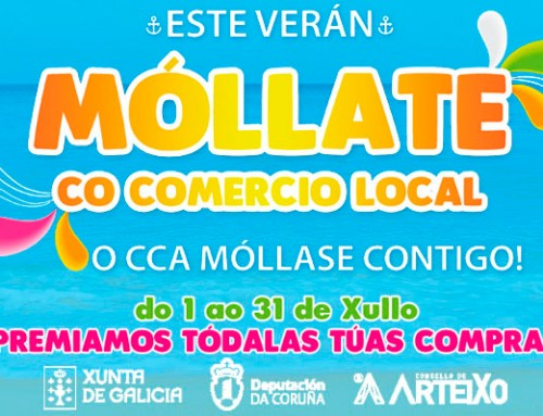 Móllate co comercio local