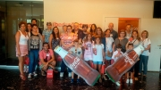 2016 Concurso de Tapas-Verán-visita Coca-cola