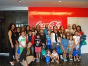 Visita a la Coca-Cola