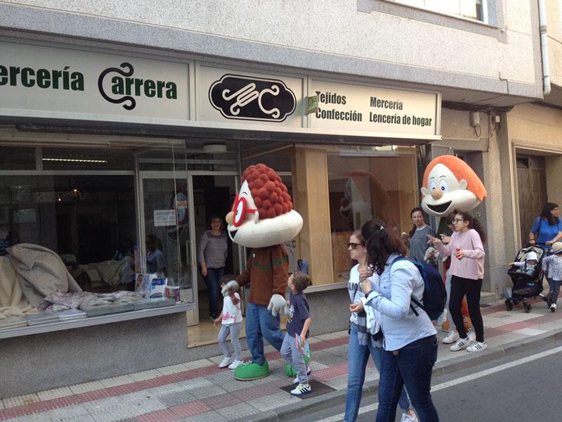 Ven ao Conto CCA - Bolechas - Mercería Carrera