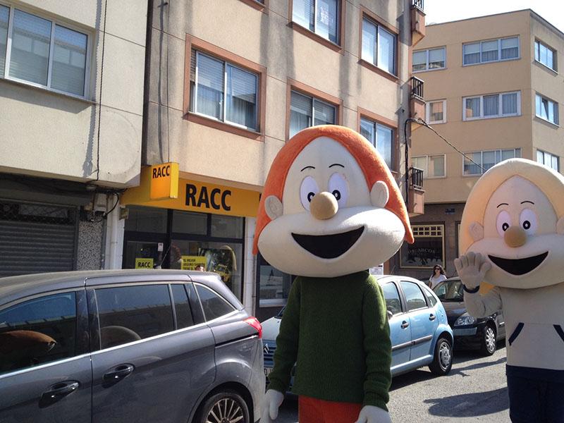 Ven ao Conto CCA - Bolechas - RACC