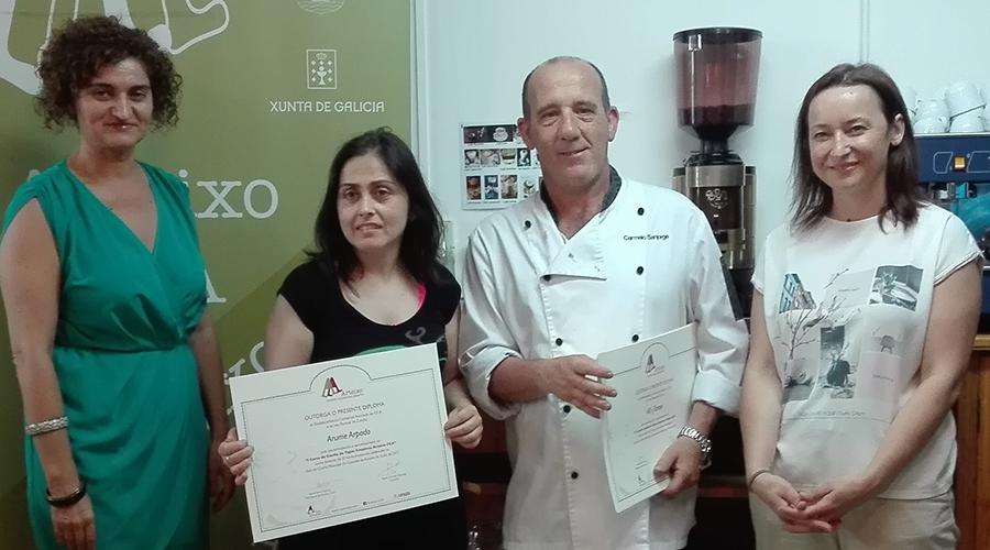 Diploma - Arume Arpado