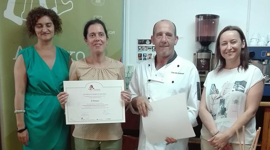 Diploma - Petisco