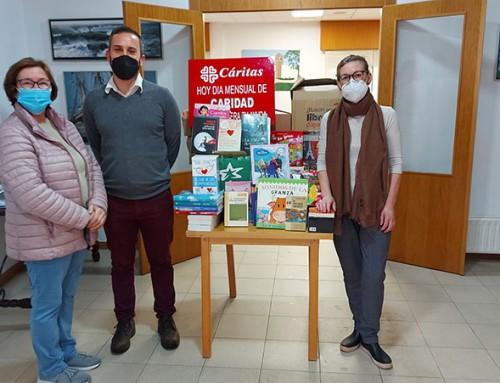 Os establecementos do Arteixo CCA recolleron máis de 500 doazóns coa campaña solidaria do Día do Libro