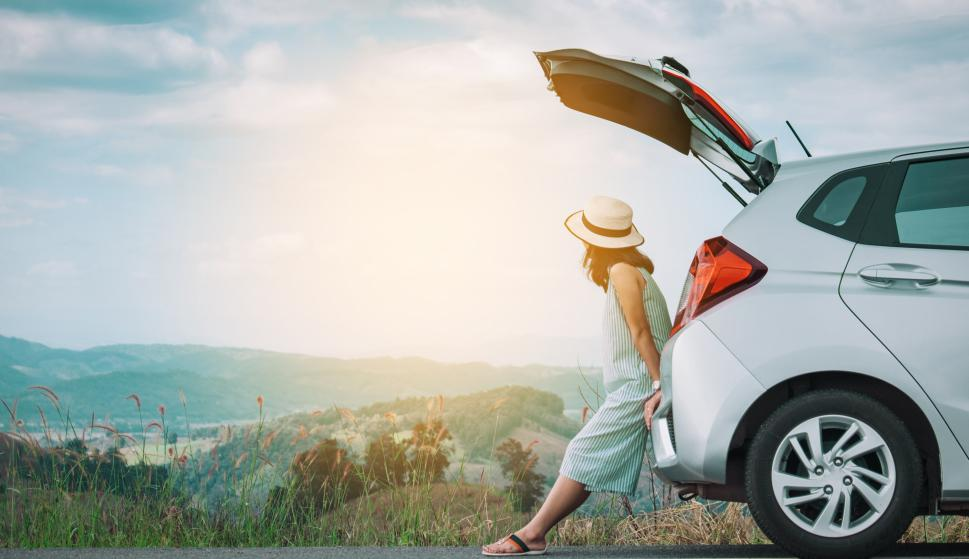revisar coche viaje