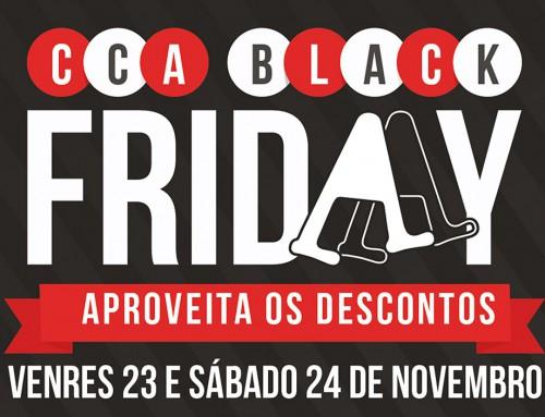 Vén ao Black Friday no Arteixo CCA!