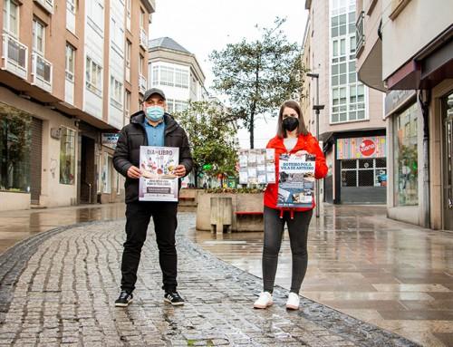 Un roteiro con moita historia e unha iniciativa solidaria para celebrar o Día do Libro co Arteixo CCA