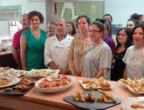 I Curso de Cociña de Tapas e Pinchos Creativos