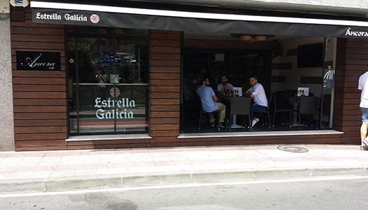 listado de restaurantes en Arteixo
