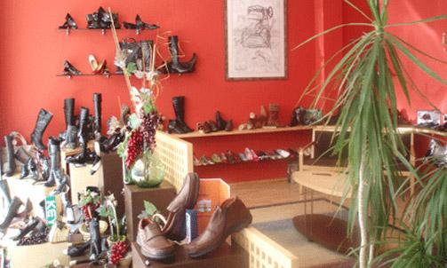 tendas de calzado e complementos en arteixo