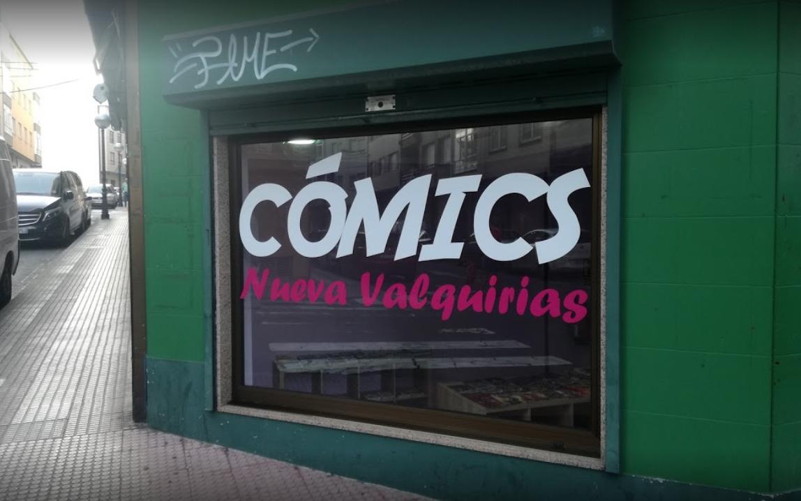 Mejores tiendas de comics en Arteixo