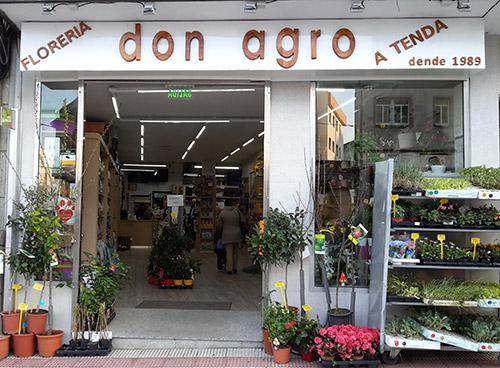 Tiendas de jardín en Arteixo