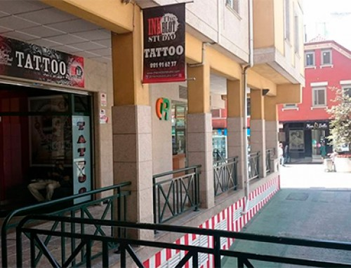 Tatuaxes orixinais para facerse en Arteixo en 2018
