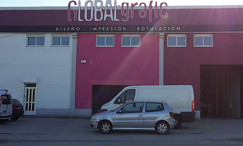 empresa de letreros para tiendas en Arteixo
