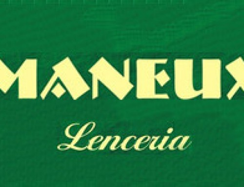 Lencería Maneux