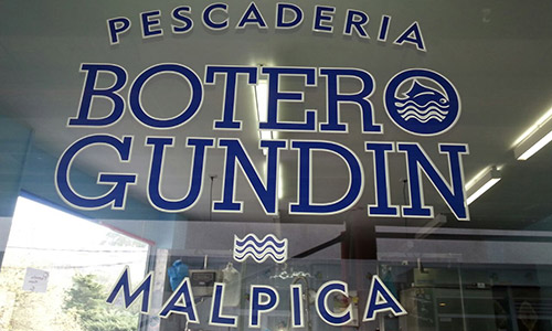 Pescaderia en Arteixo Botero Gundin