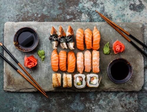 Como facer sushi caseiro cun toque galego