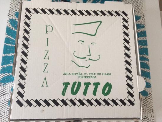 pizzeria en arteixo tutto